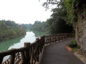 River run pathway